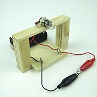 צעצועים לבנים צעצועי דיסקברי צעצועיערכת עשה זאת בעצמך צעצועי מדע וגילויים גלילי