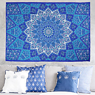 Wall Decor Polyester Contemporary Rustic Wall Art,Wall Tapestries of 1