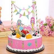 デコレーションツール ケーキのための ペーパー DIY 高品質 焦げ付き防止 環境に優しい