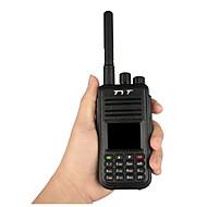 tyt tytera md-380 dmr digitaalinen radio 400-480uhf 1000 kanavien kanssa LCD-värinäyttö