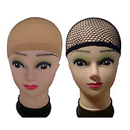 2Pcs/Lot New Wig Cap One Size Wig Cap Net Weaving Cap  Hair Tools