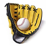 Baseball & Softball Schlaghandschuhe Vollfinger Kinder Verhindert Scheuerung Leder