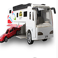 Autíčka Hračky Stavební stroj Obdélníkový Autobus Kov Dárek Akční a hrací postavy Akční hry