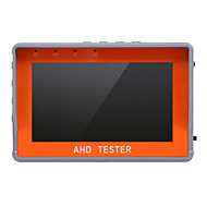 720p 1080p 4,3 inch hd ahd tvi camera cctv tester met cvbs ptz controle & audio input test & usb output interface