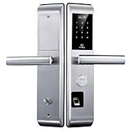 コンビネーションロック盗難防止カードdoria指紋認証パスワードロックインインテリジェント電子錠