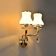 Ac 220-240 10w e14 Modern / çağdaş elektrokaplama özelliği, kristal led mini tarzı göz koruma led duvar lambaları