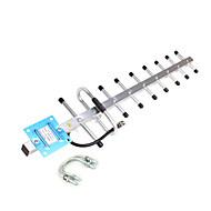 13dbi 9 unități cdma gsm antena yagi în aer liber 824-960mhz antena externă pentru semnal de rapel pentru telefonul mobil n conector mamă
