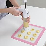 billige Bakeredskap-Bakeform For Småkaker For Godteri Plast Gør Det Selv