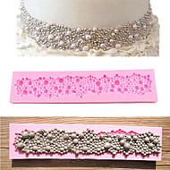 Molde para Ice Para Chocolate para Candy Silicone Bricolage 3D Alta qualidade Anti-Aderente