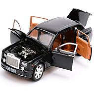 Auta na zadní natahování Autíčka Závodní auto Simulace Vynikající Nábytek Stolní dekorace Hračky Kov Nespecifikováno Vánoce Narozeniny