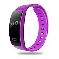 billige Smartklokker-Smart armbånd GPS Pekeskjerm Pulsmåler Vannavvisende Kalorier brent Pedometere Trenings logg Lang Standby Multifunktion Voice Control