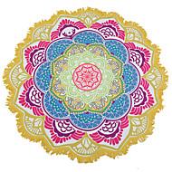Frisse stijl Badhanddoek Superieure kwaliteit 100% Polyester Handdoek