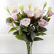 billige Kunstige blomster-Kunstige blomster 6 Gren Moderne Planter Bordblomst