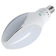 billige -1pc 38W 3650-3750 lm E27 LED-globepærer 144 leds SMD 2835 Dekorativ Varm hvit Kjølig hvit 2800-3200/6000-6500K AC 220-240V