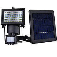 cheap Outdoor Lighting-1Pcs 60*3528 SMD 3W Cool White LED Solar Light