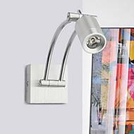 billige Vegglamper med LED-LED Vegglamper Stue Aluminum Vegglampe 110-120V / 220-240V 3 W / Integrert LED