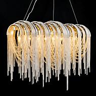 baratos -Luzes Pingente Para Cozinha Sala de Jantar AC 110-120 AC 220-240V Lâmpada Não Incluída