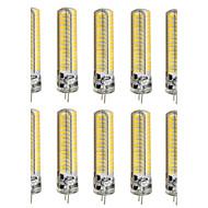baratos Luzes LED de Dois Pinos-5W G4 Luminárias de LED  Duplo-Pin T 120 SMD 5730 480 lm Branco Quente Branco Frio K V