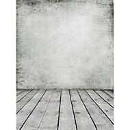 5 * 7ft stor fotografering bakgrunnsramme klassisk mote tre tregulv for studio profesjonell fotograf
