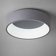 45cm 28W Modern Style Simplicity Round LED Ceiling Lamp Metal Flush Mount Living Room  Bedroom Dining Room light Fixture