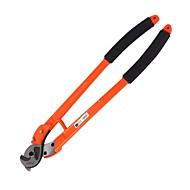 Ocelový stíněný kabel řezaná hliníková slitina manuální 325mm - drátěné lanové nůžky pro střih následující / 1