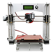 Geheugen 3d printer Al Aluminium Prua i3 Structuur 3 d Printerkit 1.75 mm filament / 0,3 mm nozzle