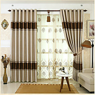 Curtain Other , Striped Living Room Material Blackout Curtains Drapes Home Decoration For Window