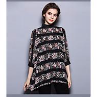 Bluza Žene - Vintage Cvjetni print Dolčevita Poliester