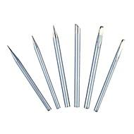 Sata ijzeren kop 50 watt externe hitte type tip lange mes type snijkop / 1