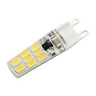 baratos Luzes LED de Dois Pinos-1pç 3 W 200-250 lm G9 Luminárias de LED  Duplo-Pin T 16 Contas LED SMD 5730 Branco Quente / Branco Frio 220-240 V / 1 pç / RoHs