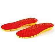 Silicone Quente Permeável á Humidade Vestível Esta palmilha garante proteção anti-choque e é perfeita para sapatos esportivos deixando