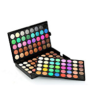120 Eyeshadow Palette Dry Eyeshadow palette Daily Makeup Cosmetic Beauty Care Makeup for Face