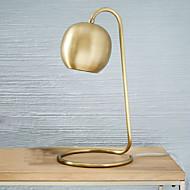 billige Lamper-Rustikk/ Hytte Flerskjerms Bordlampe Til Metall 110-120V 220-240V Hvit Svart Bronse