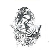 billiga Temporära tatueringar-Annat Klassisk Hög kvalitet Dagligen