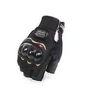 Uhlíková vlákna Motocykly rukavice