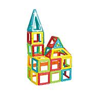 Magnetisk blokk Magnetiske fliser Byggeklosser 30 pcs kompatibel Legoing Magnetisk Gutt Jente Leketøy Gave