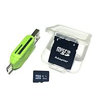 baratos Cartões de Memória-Ants 16GB TF cartão Micro SD cartão de memória class10 AntW2-16