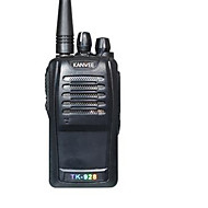Håndholdt FM-radio Nød Alarm Strømsparefunksjon VOX Monitor Skan CTCSS/CDCSS 16 1300 1 stk 5 TK-928 Walkie Talkie Toveis radio