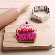 billige Kjeksverktøy-Bakeware verktøy Rustfritt Stål Økovennlig / GDS / Høsttakkefest / Valentinsdag / Nyttår / Påske / Bursdag / Bryllup / Jul / Halloween /