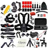 Aksesuar Kit 1'de 67 / Dış Mekan / Çok-fonksiyonlu İçin Aksiyon Kamerası Gopro 6 / Hepsi / Xiaomi Camera Kayakçılık / Serbest Sporlar /