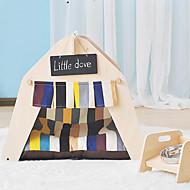 ネコ 犬 ベッド ペット用 マット/パッド 縞柄 テント ストライプ