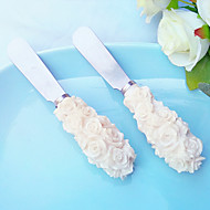 樹脂バラのデザインバタースプレッダーDIYの結婚式の好意beterギフト®パーティー用品