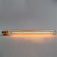 billige Glødelampe-Ac110 / 220 t300 e27 60w edison retro fløyte testrør retro dekorative pære1pcs