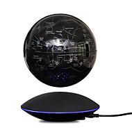 Pallot Astronominen lelu ja malli Light Up Lelut Lelut Pyöreä Ankka magneettinen Levitation Sisustustarvikkeet Unisex Pieces