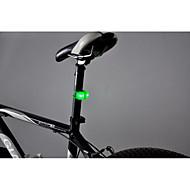 Sykkellykter LED Sykling Utbredt Flourescent Torchiere / Uplight Lamper Dempbar LED Lys CR2032 Lumens Batteri Varm hvit Blå Rød
