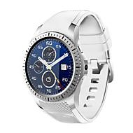 tanie Inteligentne zegarki-Inteligentny zegarekWodoszczelny Długi czas czuwania Spalone kalorie Krokomierze Video Obsługa multimediów Kontrola głosu Rejestr ćwiczeń