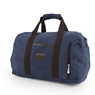 Men Bags All Seasons Canvas Travel Bag for Casual Outdoor Blue Black Gray Brown