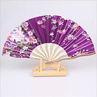 Vifter Og Parasoller-Stk. / Sæt Unik bryllupspynt Strand Tema Have Tema Asiatisk Tema Blomster Tema Sommerfugl Tema Eventyr Tema Landskab