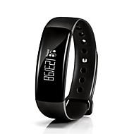 Smart armbånd ip67 vandtæt blodtryk pulsmåler skridttællere sport fitness tracker for android ios