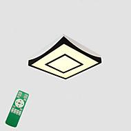 billige Taklamper-Moderne / Nutidig Traditionel / Klassisk Mulighet for demping LED Dimbar med fjernkontroll Takplafond Omgivelseslys Til Stue Soverom
